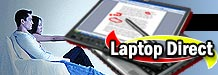 Laptop Direct: Home page