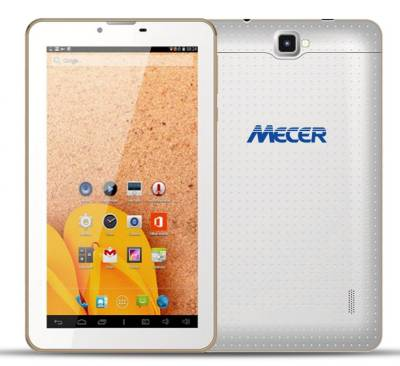 "A720 Mecer Xpress Smartlife A720 Tablet Atom Quad Core C3230 1.20Ghz 1GB 8GB 7"" WSVGA BT Android"