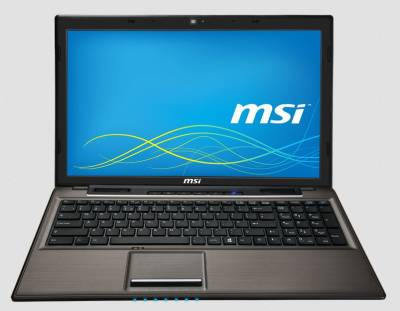 MSI-CR61-3M002 MSI CR613M Classic Notebook AMD E1