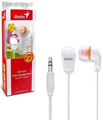 MUL458 Genius Ghp-200X Orange Headset  c953ae6259