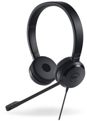 520-AAMC Dell UC350 Pro Stereo Headset Wired | Laptop Direct