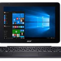 "NT.G53EA.003 Acer One 10 Notebook Tablet Atom Quad Z3735G 1.33Ghz 1GB 32GB 10.1"" WXGA IntelHD Win 10 Home Image 4"