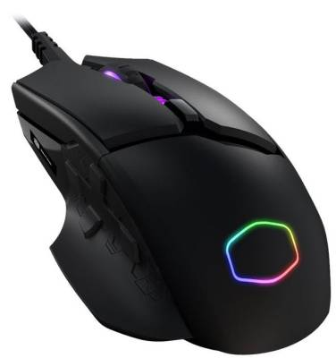d4ebf3fca02 MM-830-GKOF1 Coolermaster MM830 Black Gaming Mouse. Compare prices ...