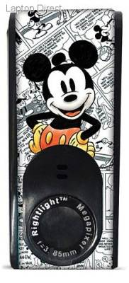 DSY-WC301 Disney Mickey Mouse USB 2.0 1.3MegaPixel Web Camera