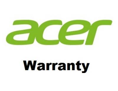 ACER SV.WPRAP.Z00 Acer 3 Year Carry in Projector warranty