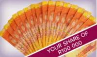 WIN A SHARE OF R100000