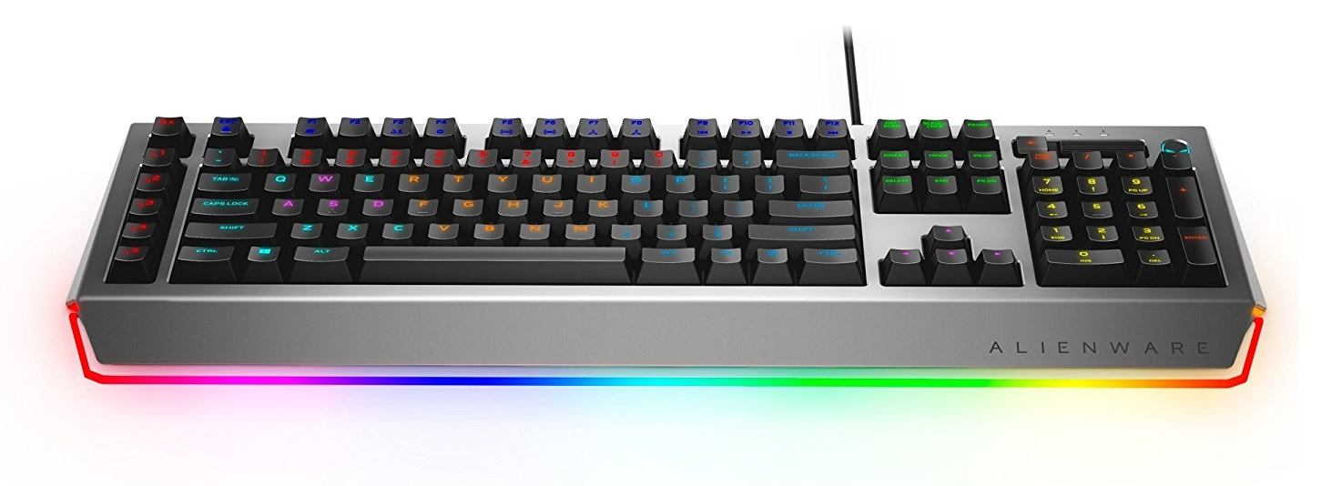 d46d6448585 NBDE580-AGLC Dell 580-AGLC Alienware AW768 Pro Gaming Keyboard Image 3