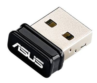 ASUS USB-N10 Asus USB-N10 wireless USB Nano adaptor N150
