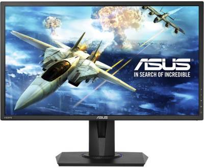 "ASUS VG245H Asus VG245H 24"" Wide Console Gaming Monitor"