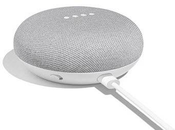 GA00210-US Google Home Mini - Chalk