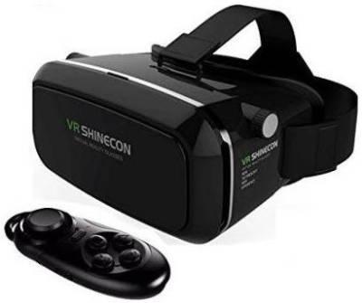 VRSHINECON Geeko VR-Box  Shinecon Virtual Reality 3D Headset Glasses with Bluetooth  Remote Controller 78d3cdaa01