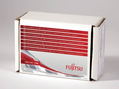 CON-3541-100K Fujitsu CON-3541-100K includes 1x pick roller and 1x separation roller