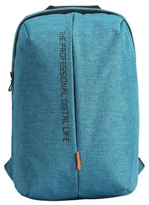 "KS3123WBLU Kingsons Pulse Series Blue 15.6"" Laptop Backpack"