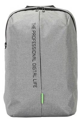"KS3123WGY Kingsons Pulse Series Grey 15.6"" Laptop Backpack"
