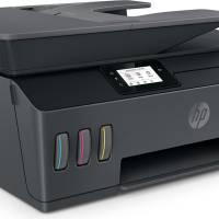 4sb24a Hp 4sb24a Smart Tank 530 Wireless Multifunction A4 Colour Printer Laptop Direct