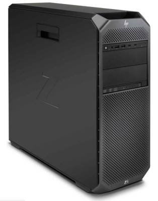 2WU48EA HP Z6 G4 Workstation PC, Xeon 4108 1.8GHz, 1TB HDD, 64GB RAM, No graphics, Win 10 Pro