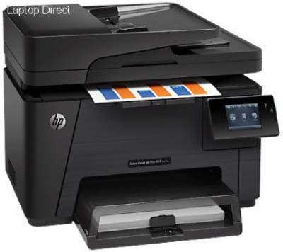 CZ165A Special HP CZ165A LaserJet Pro Color M177FW Multifunction Printer with Fax
