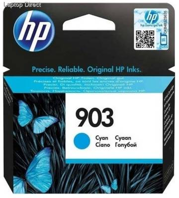 HT6L87AE HP #903 Cyan Original Ink Cartridge