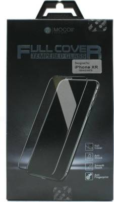 MC-IP-XR-25DFC-BLK Mocoll 2.5D Tempered Glass Full Cover Screen Protector iPhone XR Black