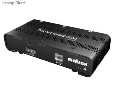 T2G-DP3D-IF Matrox TripleHead2Go Digital SE External