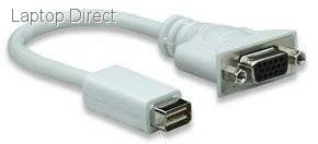 308489 Special Manhattan Mini DVI 32P to VGA HD15F Cable