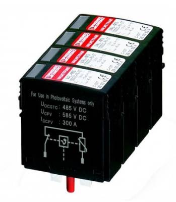 SOL-I-DC-KIT3 SMA DC Over Voltage Kit A + B for STP 20 and STP 25