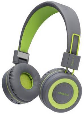 AIRPHONEVBLIME Sonicgear Airphone V Green Lime Bluetooth Headset