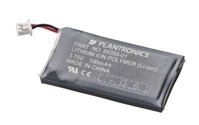 PLT-64399-01 Plantronics Spare - Battery - for CS510  CS520  W710  W720