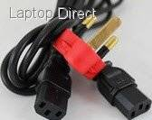 PC-6D2HBK2.8 POWER Cable 2.8m 2 Way (2x IEC Female)