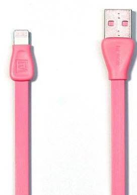 RC-028I-PCH Remax Original Martin Design RC-028i Peach 100CM USB Fast Sync Fast Charger Cable
