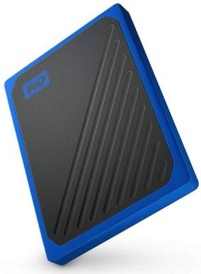 HDBMCG0010BBT Western Digital My Passport GO 1TB SSD