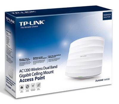 TL-EAP320 TP-Link EAP320 AC1200 Wireless Dual Band Gigabit Ceiling