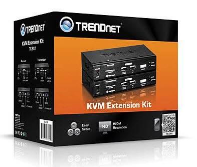 b41c162e3b0 TK-EX4 Trendnet TK-EX4 USB KVM Extension Kit | Laptop Direct