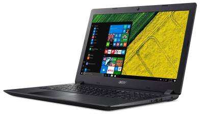 "NX.GY3EA.005 Acer Aspire A315-33 Notebook Celeron Dual N3060 1.60Ghz 4GB 500GB 15.6"" WXGA HD HD500 BT Win 10 Home"
