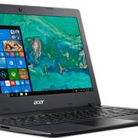 "NX.GVZEA.003 Acer Aspire A114-32 Notebook Celeron Dual N4000 1.10Ghz 4GB 64GB 14"" WXGA HD UHD 600 BT Win 10 Home Image 2"