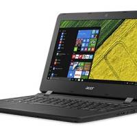 "NX.GGLEA.006 Acer Aspire ES1-132 Notebook Celeron Dual N3350 1.10Ghz 2GB 32GB 11.6"" WSVGA IntelHD BT Win 10 Home Image 2"