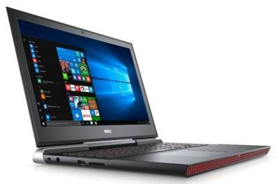 "N7567-I57300-814GFX Dell Inspiron 7567 7th gen Gaming Notebook Intel Dual i5-7300HQ 2.50Ghz 8GB 1TB 15.6"" FULL HD GTX1050M 4GB BT Win 10 Home"