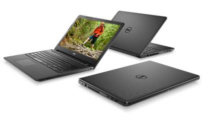 "NBDEI3567I34500W10SL Dell Inspiron 3567 6th gen Notebook Intel Dual i3-6006U 2.00Ghz 4GB 500GB 15.6"" WXGA HD HD520 BT Win 10 Home"