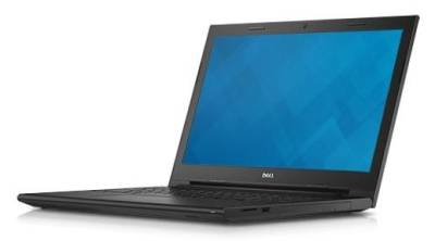"N3552-C3060-45HD Dell Inspiron 3552 Notebook Celeron Dual N3060 1.60Ghz 4GB 500GB 15.6"" WXGA HD IntelHD BT Win 10 Home"