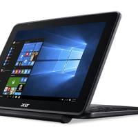 "NT.LEDEA.001 Acer One S1003 Notebook Tablet Atom Quad Core x5-Z8350 1.44Ghz 4GB 64GB 10.1"" WXGA IntelHD BT Win 10 Pro Image 3"