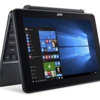 "NT.LEDEA.001 Acer One S1003 Notebook Tablet Atom Quad Core x5-Z8350 1.44Ghz 4GB 64GB 10.1"" WXGA IntelHD BT Win 10 Pro Image 5"