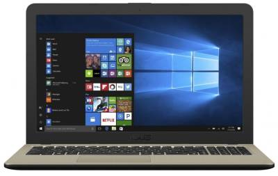 "F540MA-GQ117T Asus Value F540MA Notebook Celeron Dual N4000 1.10Ghz 4GB 500GB 15.6"" WXGA HD IntelHD BT Win 10 Home"