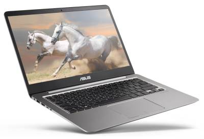 "UX410UA-GV368R Asus Zenbook UX410UA 8th gen Ultrabook Intel Quad i5 1.60Ghz 8GB 1TB 14"" FULL HD UHD 620 BT Win 10 Pro"