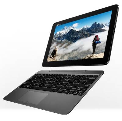 "T100HA-FU002T Asus Transformer Book T100HA Detachable Notebook Atom Quad Core x5-Z8500 1.44Ghz 2GB 32GB 10.1"" WXGA IntelHD BT Win 10 Val"