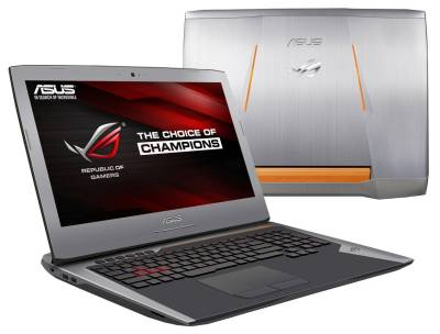 "NB-AG752-798H1 Asus ROG Republic of Gamers G752VY 6th gen Notebook Intel Quad i7-6700HQ 2.60Ghz 16GB 1TB 17.3"" FULL HD GTX980M 4GB BT Win 10 Home"