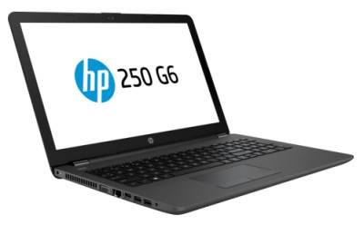 "2HG93ES HP 250 G6 7th gen Notebook Intel Dual i7-7500U 2.70Ghz 4GB 1TB 15.6"" FULL HD HD620 BT Win 10 Pro"