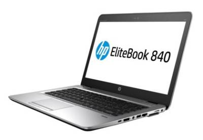 "Z2V51EA HP Elitebook 840 G4 7th gen Notebook Intel Dual i5-7200U 2.50Ghz 4GB 500GB 14"" FULL HD HD620 BT Win 10 Pro"