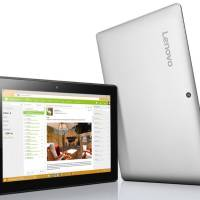 "LENOVO MIIX 310 80SG0068SA - IS Lenovo Miix 310 Tablet Atom Quad Core x5-Z8350 1.44Ghz 2GB 32GB 10.1"" WXGA HD IntelHD BT 3G Win 10 Home Image 3"