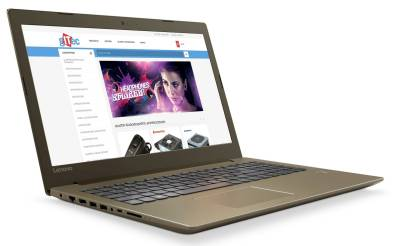 "80YL00DFSA-TAL Lenovo IdeaPad 520-15 7th gen Notebook Intel Dual i7-7500U 2.70Ghz 4GB 2TB 15.6"" FULL HD 940MX 4GB BT Win 10 Home"