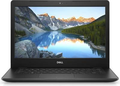 "IS3482-N5000-4128 Dell Inspiron 3482 Notebook Pentium Dual N5000 1.10Ghz 4GB 128GB 14"" FULL HD UHD 600 BT Win 10 Home"